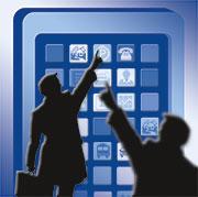 Behörden-Apps erfahren laut einer Umfrage positive Resonanz bei den Bürgern.