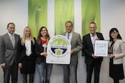 Für ihr neues Holzheizkraftwerk wurden die Stadtwerke Heidelberg von der Deutschen Umwelthilfe zum KlimaStadtWerk des Monats ernannt.