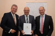 Der Vertrag für das zentrale elektronische Personenstandsregister (ePR) in Sachsen-Anhalt wurde verlängert.