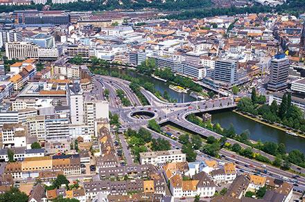 Saarbrücken: Enge IT-Kooperation mit dem Saarpfalz-Kreis.