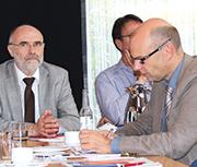 Vogelsbergkreis: Bügermeisterdienstversammlung diskutiert GDI.