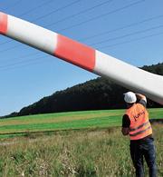 Keine Hindernisse: An Bankfinanzierung für Windparks besteht in Deutschland kein Mangel.