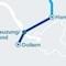 Die Leitung zwischen Deutschland und Dänemark hat nach Fertigstellung eine Gesamtlänge von fast 150 Kilometern.