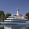 Auf den staatlichen Schiffen am Starnberger See gibt es jetzt kostenloses WLAN.