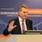 """EU-Kommissar Günther Oettinger: """"Basis für eine erfolgreiche Digitalisierung der Energiewirtschaft ist das Thema Datensicherheit."""""""