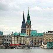 In den sieben Hamburger Bezirken läuft ein neues RIS.