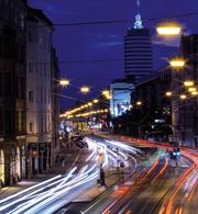 Software des Unternehmens IVU Traffic Technologies optimiert und steuert Verkehrsströme und Fahrzeugflotten.