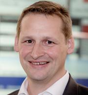"""Dr. Andreas Schmitt: """"Mit unserem virtuellen Kraftwerk wollen wir ein einheitliches System für alle Anlagentypen schaffen und so Synergien nutzen."""""""