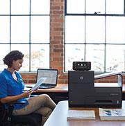 Tintenstrahldrucker können eine passende Alternative zu Laserdruckern sein.