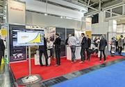 Das Unternehmen Redflow präsentierte sich auf der Intersolar Europe 2015 mit seiner Speicherlösung.