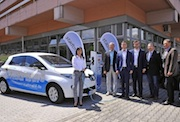 Kunden des Carsharing-Anbieters stadtmobil können in Heidelberg auf Elektrofahrzeuge umsteigen.