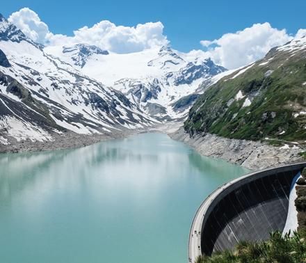 Das Potenzial der Wasserkraft ist groß.