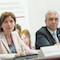 Ministerpräsidentin Malu Dreyer und Innenminister Roger Lewentz stellen das neue Karriereportal für Rheinland-Pfalz vor.