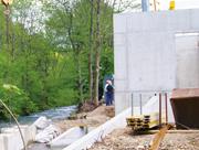Je kleiner, desto effizienter: Das neue Wasserkraftwerk am Neumagen ist vielversprechend.