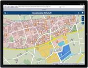 Der Zugriff auf den Geodatenatlas des Kreises Borken ist nun auch über Smartphone und Tablet möglich.