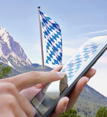 Bayern schafft den passenden Rahmen für Digitales.
