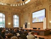 Rund 200 Vertreter aus Städten und Gemeinden kamen zum 5. Kommunalkongress der EnergieAgentur.NRW in Wuppertal zusammen.