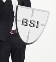 Sicher dank BSI-Grundschutz.