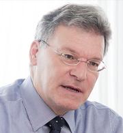 Jürgen Bayer ist seit 2010 Geschäftsführer der Stadtwerke Bayreuth.