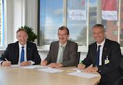 Dataport und das Kommunale Rechenzentrum Niederrhein (KRZN) kooperieren bei der IT-Lösung LOGINEO für Schulen.