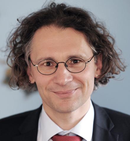 Alfred Rauscher ist Geschäftsführer der Gesellschaft für innovative Telekommunikationsdienste (G-FIT).