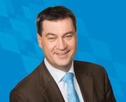 Finanzminister Marcus Söder startet seine Digitalisierungsoffensive in Bayern.