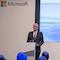 Microsoft-CEO Satya Nadella kündigte in Berlin Cloud-Dienste aus deutschen Rechenzentren an.