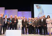 Die Preisträger des VKU-Innovationspreises.
