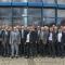 Vertreter von Gasnetzbetreibern und Industrieunternehmen aus Mittelhessen haben einen Zeitplan zur Umstellung auf H-Gas vereinbart.