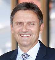 Klaus Saiger ist seit Juli 2015 Präsident des Verbands für Energie- und Wasserwirtschaft Baden-Württemberg.