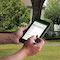 Spart Zeit: Grabstellen mobil kontrollieren.