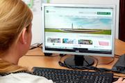 Barrierefrei und nutzerfreundlich ist der neue Internet-Auftritt der Stadt Herten.