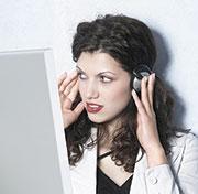 Vorlesefunktion ermöglicht es, Online-Portale anzuhören.