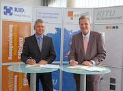 KID Magdeburg und Archikart kooperieren beim Liegenschaftsinformationssystem.