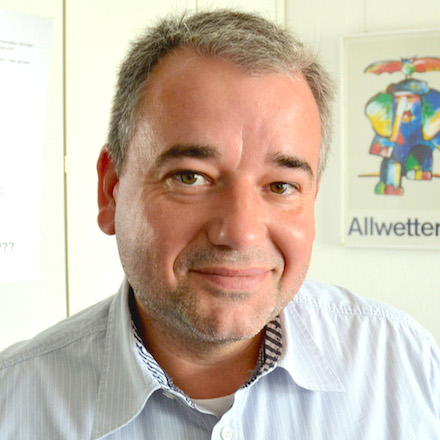 Swen Möser, stellvertretender Leiter der Pressestelle der Stadt Dormagen.