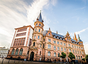 Wiesbaden ist Hessens Pionier beim Gesamtabschluss.