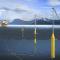 Floatings sind schwimmende Kraftwerke auf hoher See.