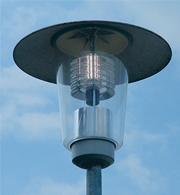 Die Pilzleuchten des Herstellers SLT Lichtsysteme konnten durch ein blendfreies Abstrahlungsverhalten überzeugen.