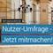 Wie die neue Internet-Seite in Offenbach im ersten Jahr angekommen ist, soll eine Bürgerumfrage zeigen.