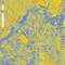 Das Solarkataster Hessen zeigt, wo sich Photovoltaik und Solarthermie rechnen.