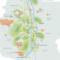 Die neuen Korridore für SuedLink sind ein Kompromiss aus kürzester Verbindung und Topografie.