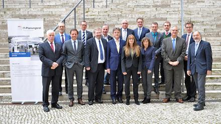 In seiner Sitzung im Oktober 2016 hat der IT-Planungsrat ein neues Digitalisierungsprogramm aufgelegt.