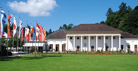 Kurhaus: Baden-Baden macht die IT fit.