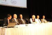 """Im Workshop """"Wirtschaft 4.0 braucht Infrastruktur"""" wurden auf der Regionalkonferenz in Schwerte die Chancen der Digitalen Agenda diskutiert."""