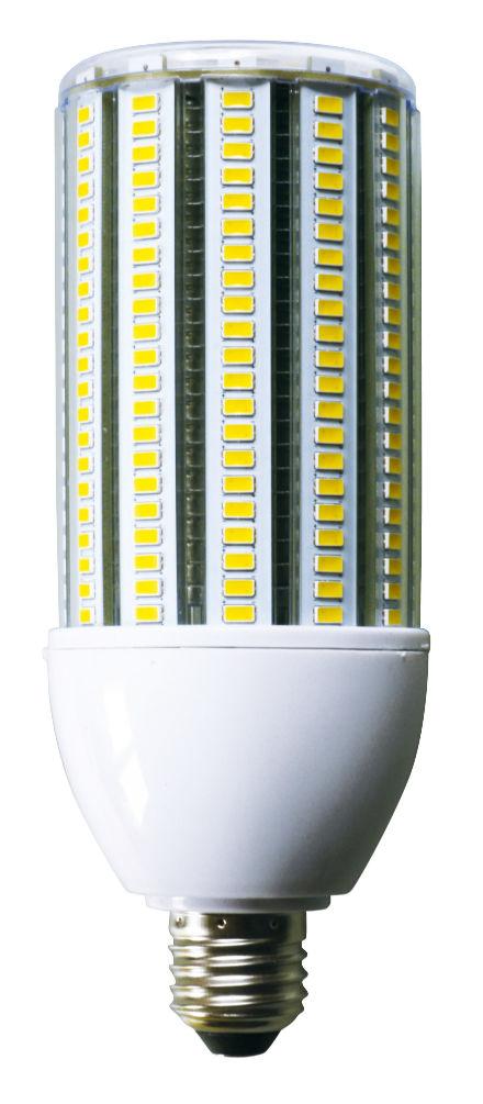 Im Sockel der Mini-Cornbulb von euroLighting sitzt das patentierte ESSB-Modul.