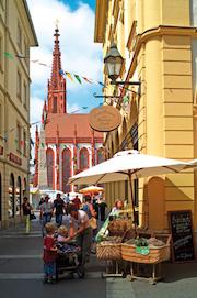 Würzburger Innenstadt kann ab sofort auch online erbummelt und erlebt werden.