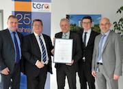 Die TERA Kommunalsoftware GmbH wird 25 Jahre alt.