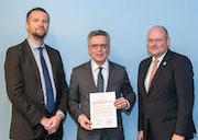 Deutschland und Frankreich schaffen gemeinsames Label für sichere Cloud-Dienste.