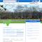 Das neue Internet-Portal des Amtes Siek.