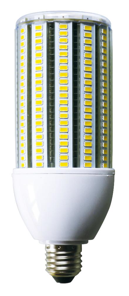 Die LED Mini-Cornbulb von euroLighting mit patentiertem ESSB-Modul.